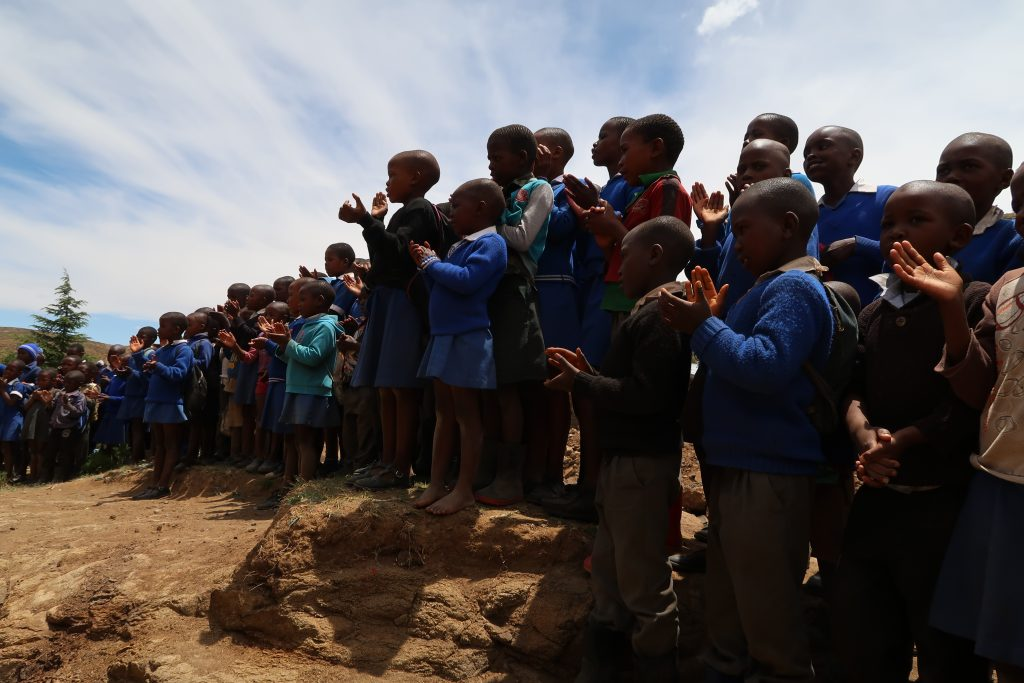 Lebona Primary, supported by MDT, photo by Kelly Benning