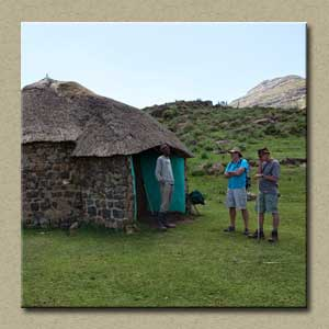 Village Walk and Garden Project - Lesotho