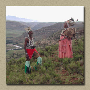 Sangoma Appointment - Late Afternoon - Lesotho